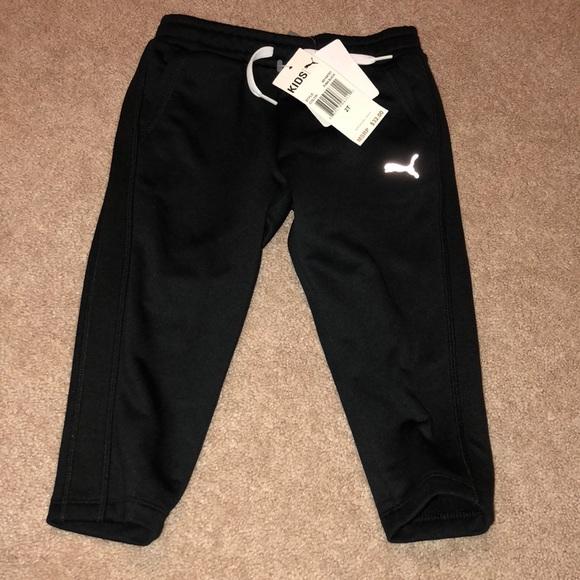 af90fb881ed7 Toddler girl puma track pants. New with tags. M 5b5130da5a9d21d3702136f8